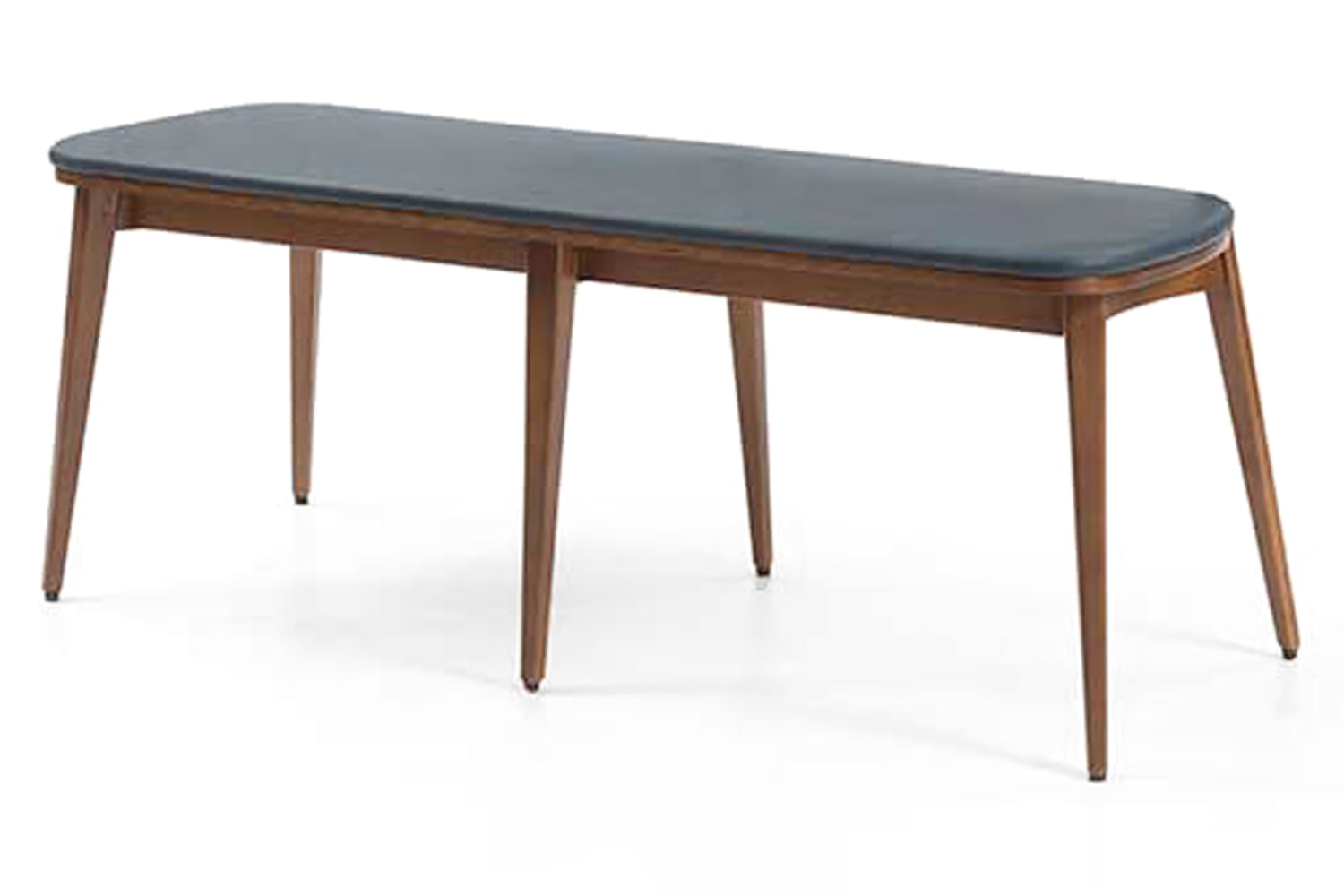 Melanie Bench Long Upholstered Bench Table Place Chairs