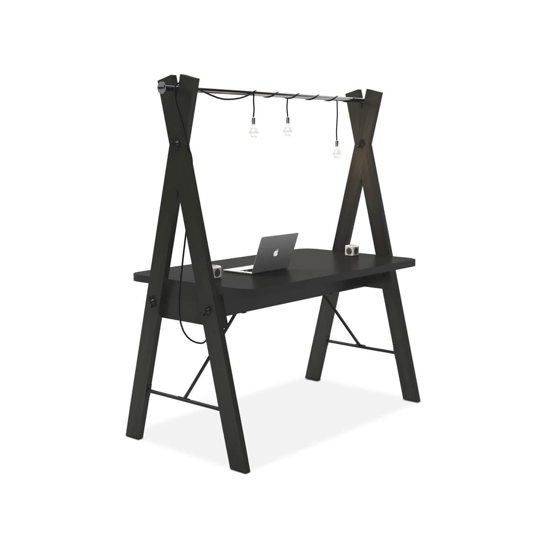 Wigwam (1880x950) with black frame & top
